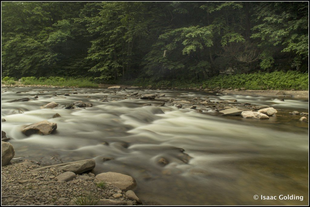 Dry Run Falls & Worlds End State Park | Isaac Golding