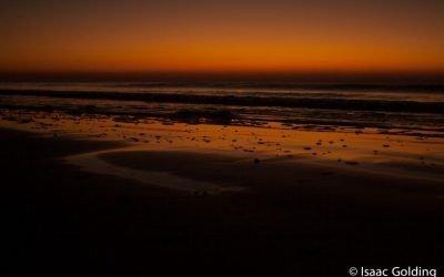 Deep in the Sunrise